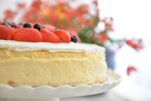 עוגת הגבינה של אמא